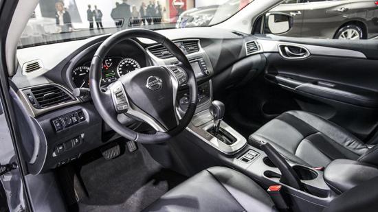 Nissan Sentra 2 15 (Сентра) – купить седан Sentra, цены