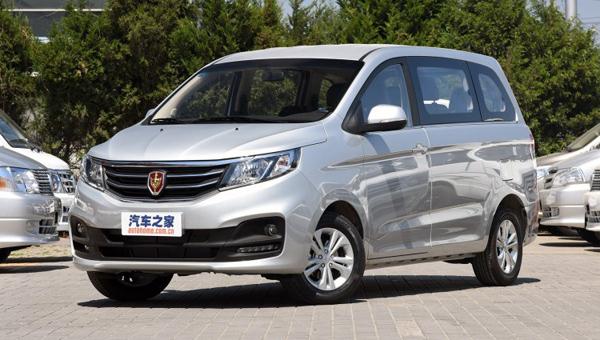Бюджетный минивэн Brilliance Jinbei F50 поступил в реализацию