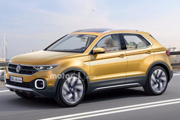 Всписке силовых установок VW Polo иGolf может неоказаться «дизеля»