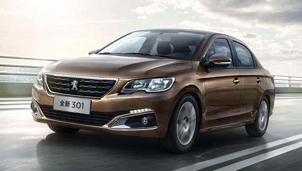 ВКитайской народной республике с17марта стартуют продажи нового седана Peugeot (Пежо) 301