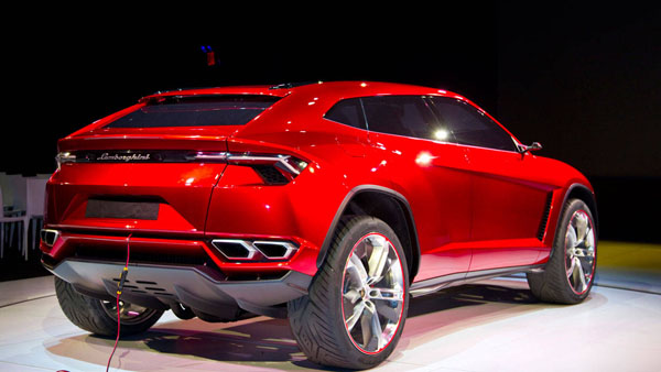 Производство Lamborghini Urus стартует весной