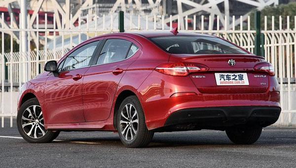 Brilliance анонсировала продажи седана H3 намарт