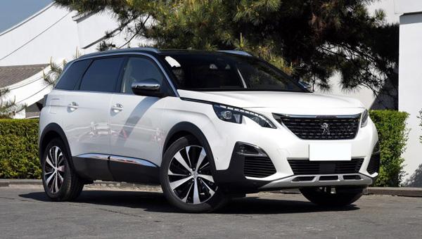 Peugeot (Пежо) запустила продажи улучшенного флагманского кроссовера 5008
