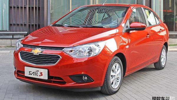Шевроле официально представил «новую» версию доступного седана Aveo
