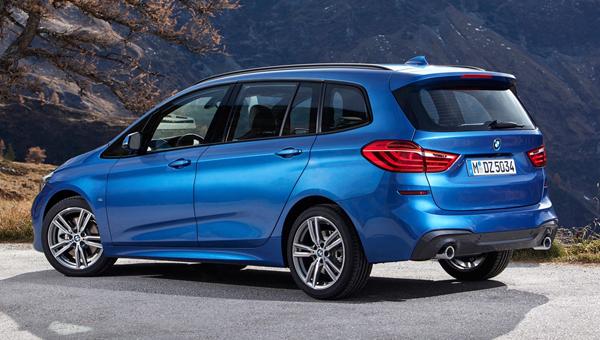 BMW обновила компактвэн 2 Series Active Tourer