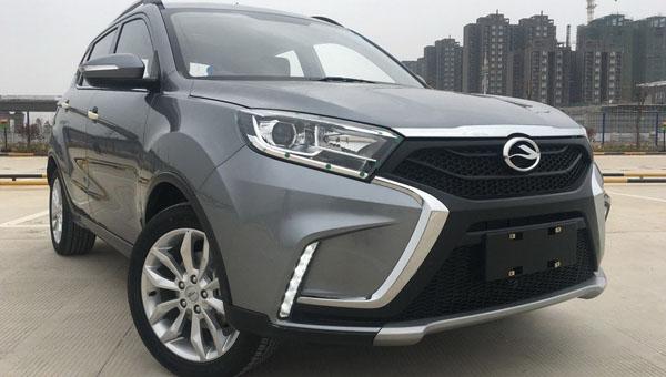 Landwind X2 китайская копия Lada Xray появится уже в апреле