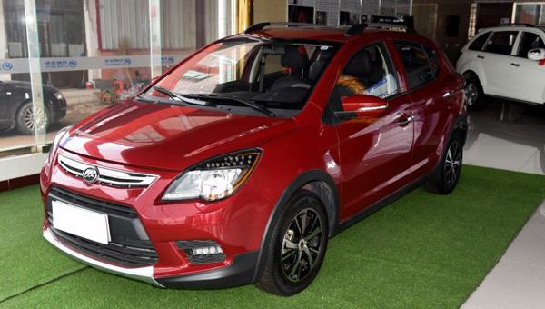 Новый кроссовер Лифан X50 Offroad готовится квыходу в Российской Федерации