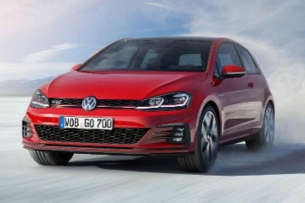 VW Golf 2017: официальная премьера