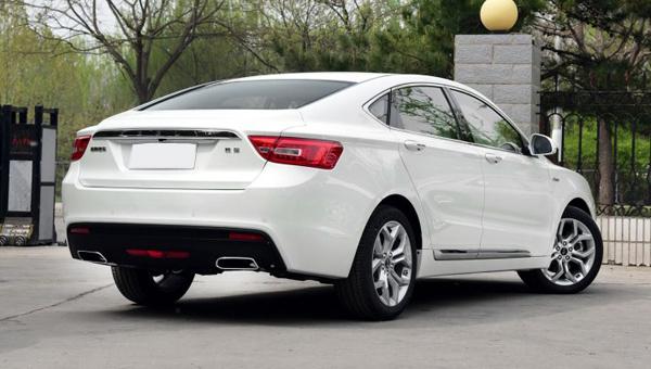 Обновленный фастбэк Geely Emgrand GT будет презентован уже в следующем месяце