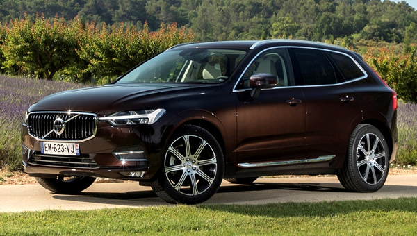 Volvo анонсировала начало реализации обновленного кроссовера XC60 class=