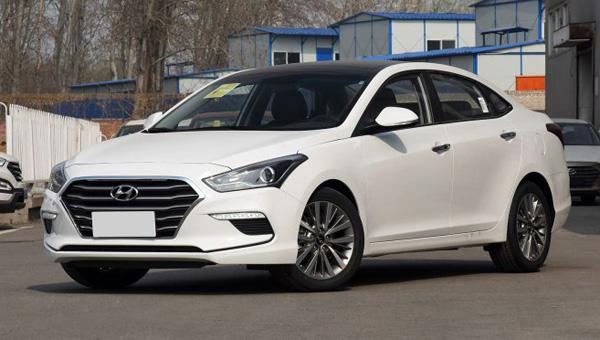 Объявлены цены на обновленный седан Hyundai Mistra