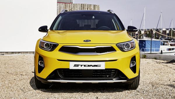 Kia Motors открыла продажи компактного внедорожника Stonic