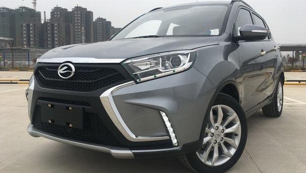 Китайский клон Лада XRay представят на автомобильном салоне вШанхае