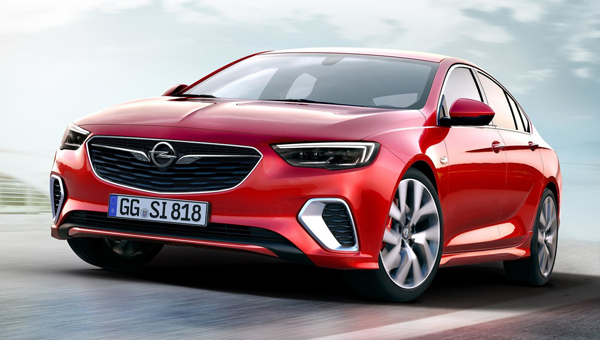 Универсал Opel Insignia нового поколения пользуется активным спросом