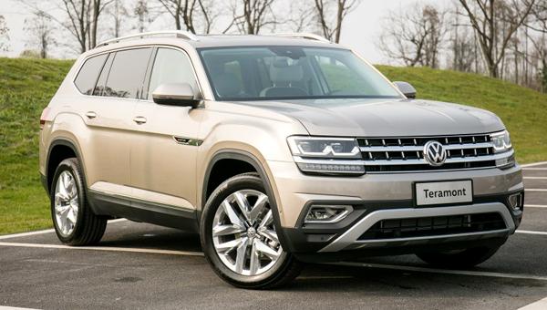 VW отзывает самый новый Atlas с рынка Соединенных Штатов Америки