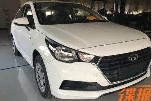 Рассекречен дизайн серийного Hyundai Solaris нового поколения