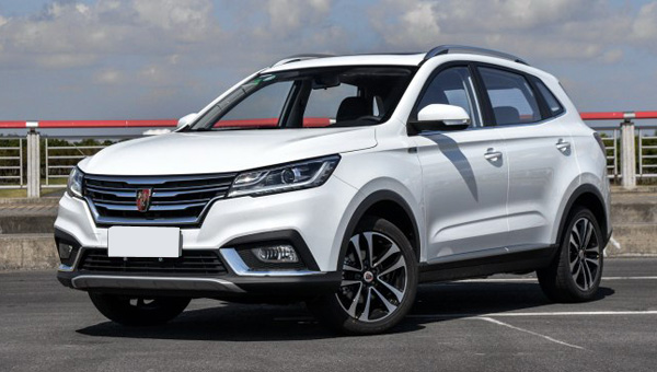 В КНР представили новый клон VolksWagne— Roewe RX3