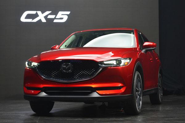 Новый тип Мазда CX-5 превзойдёт прошлую версию