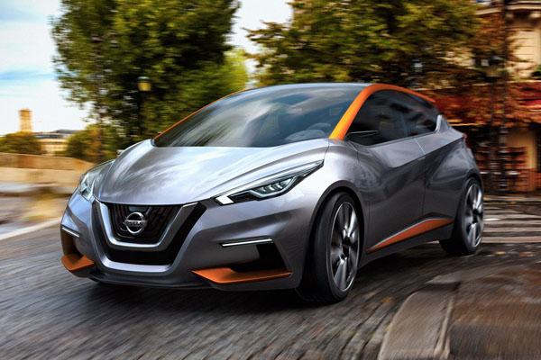 Новый Nissan Micra будет представлен в Париже