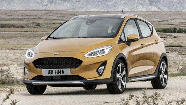 Компания Форд  озвучила цены намодель Fiesta 2017 года