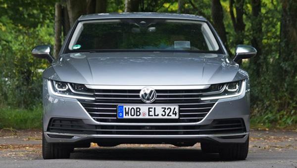 VW Arteon получит версию вкузове универсал