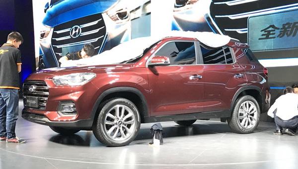 ВЮжной Корее в продажу поступил обновленный Hyundai Tucson