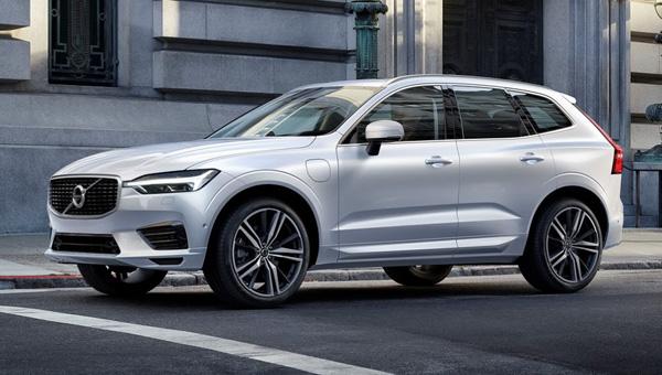 Объявлены цены нановый Volvo XC60