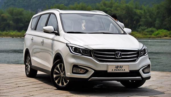 Долгожданный Changan Lingxuan появился впродаже
