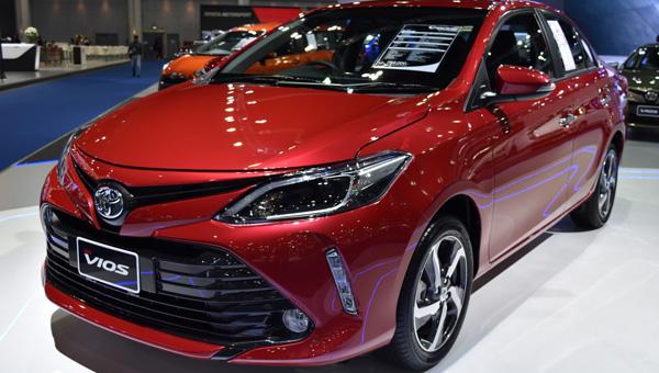Обновленный тип  Тойота  Yaris появится в будущем 2018