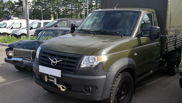 На русском рынке стартовал предзаказ на«УАЗ Профи