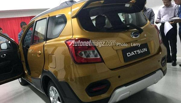 Размещены шпионские фото первого джипа Datsun