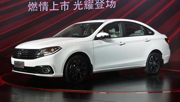 Улучшенный Dongfeng S50 выходит на рынок автомобилей Китайская народная республика