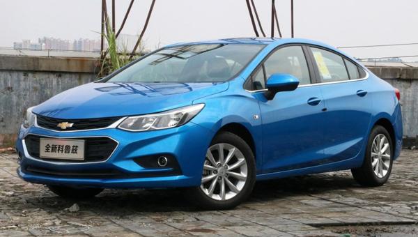 Новый Chevrolet Cruze 2019 лишится механической трансмиссии