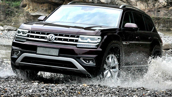 VW Atlas получит укороченную версию