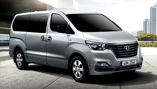 Стартовали продажи обновленного минивэна Hyundai Grand Starex