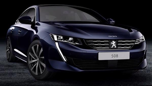 В Женеве представят новое поколение седана Peugeot 508