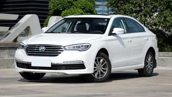 Седан Лифан Murman в Российской Федерации будет конкурентом Тойота Camry