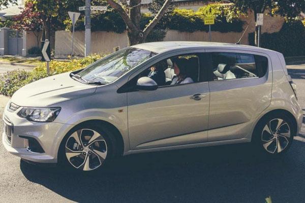 Компания Holden озвучила стоимость обновлённого хэтчбека Barina