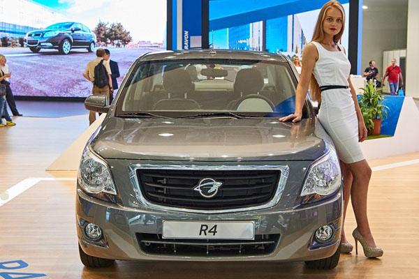 Ravon начал производство авто для продажи в государствах СНГ