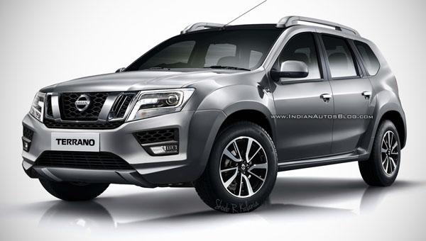 Обновленный Nissan Terrano представят 27 марта