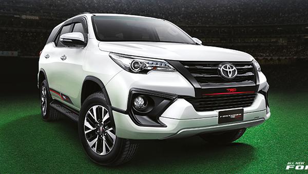 Toyota оформила российский сертификат на новый Fortuner