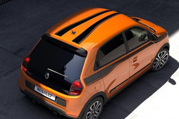 Стали известны цены «спортивного» сити-кара Renault Twingo GT
