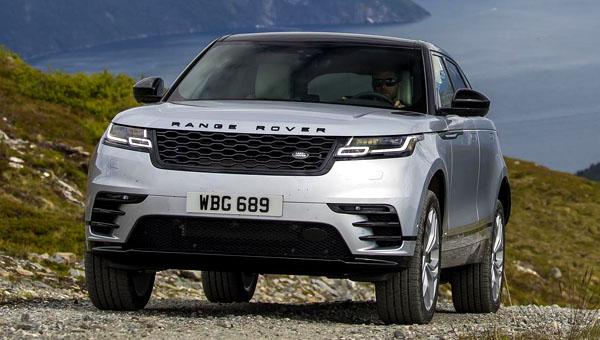В Женеве покажут трехдверный Range Rover SV Coupe
