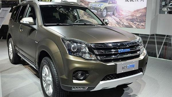 Китайские джипы  Hover возвращаются в РФ  под новым брендом