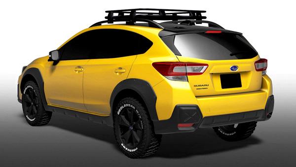 Субару представит вТокио купе BRZ STI Sport