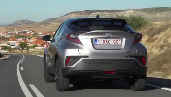 Обнародована стоимость Тойота C-HR для австралийцев