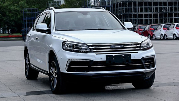 Китайский «двойник» Фольксваген Touareg запущен всерийное производство