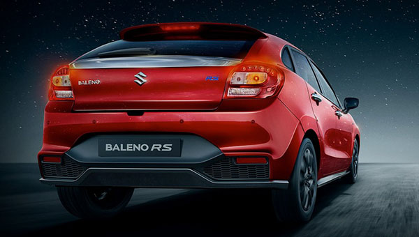 В Индии Maruti Suzuki Baleno RS стал доступен для заказа
