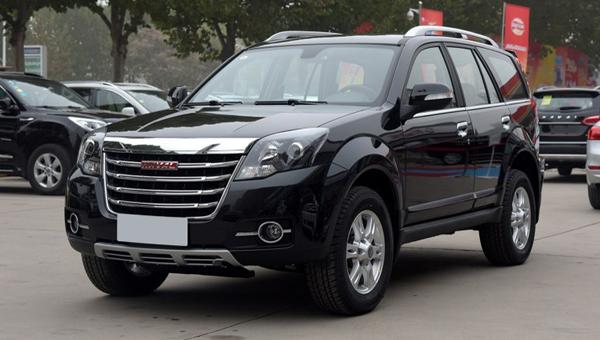 В Российской Федерации начались продажи новоиспеченной топовой версии китайского джипа Hower H3