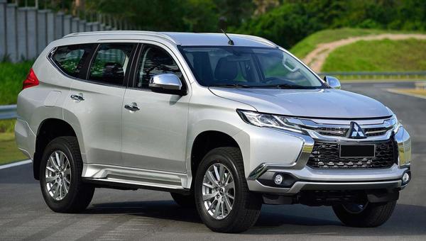 Дизельную версию Mitsubishi Pajero Sport оценили в 2 399 000 рублей